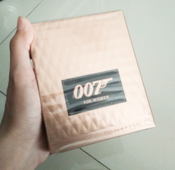 Parfum 007 Woman